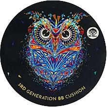 Fragrances, Perfumes, Cosmetics BB-Cushion - Dr. Mola 3rd Generation BB Cushion Owl