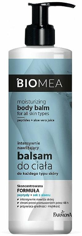 Moisturizing Body Balm - Farmona Biomea Moisturizing Body Balm