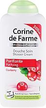 """Fragrances, Perfumes, Cosmetics Shower Cream """"Cranberry"""" - Corine De Farme Shower Cream"""