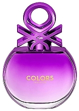 Fragrances, Perfumes, Cosmetics Benetton Colors Purple - Eau de Toilette