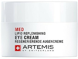 Fragrances, Perfumes, Cosmetics Replenishing Eye Cream - Artemis of Switzerland Med Lipid Replenishing Eye Cream