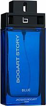 Fragrances, Perfumes, Cosmetics Bogart Bogart Story Blue - Eau de Toilette