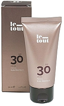 Fragrances, Perfumes, Cosmetics Sun Protection Face Cream SPF 30 - Le Tout Facial Sun protect