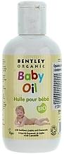 Fragrances, Perfumes, Cosmetics Baby Oil - Bentley Organic Baby Oil