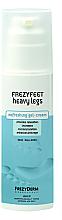 Fragrances, Perfumes, Cosmetics Heavy Legs Refreshing Cream-Gel - Frezyderm Frezyfeet Heavy Legs Refreshing gel-cream