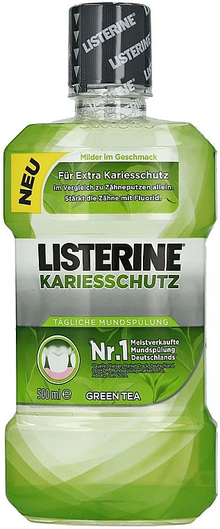 """Mouthwash """"Caries Protection"""" - Listerine Caries Protection Mouthwash"""