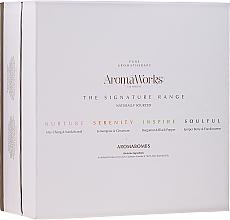 Fragrances, Perfumes, Cosmetics Set - AromaWorks AromaBomb Quad (bath/bomb/4x250g)