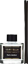 Dark Amber Reed Diffuser - Sorvella Perfume Dark Amber — photo N3