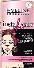 Fragrances, Perfumes, Cosmetics Ultra-Cleansing Nose Stripes - Eveline Cosmetics Insta Skin Care #No Pores