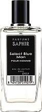 Fragrances, Perfumes, Cosmetics Saphir Parfums Select Blue Man - Eau de Parfum
