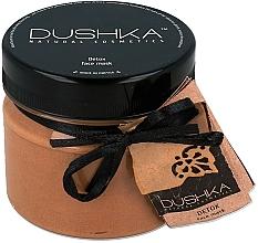 "Fragrances, Perfumes, Cosmetics Face Mask ""Detox"" - Dushka"
