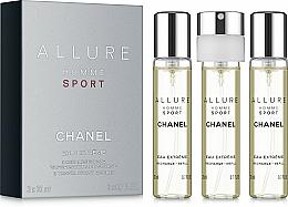 Fragrances, Perfumes, Cosmetics Chanel Allure Homme Sport Eau Extreme - Eau de Toilette (edt/3x20ml)