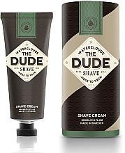 Fragrances, Perfumes, Cosmetics Shaving Cream - Waterclouds The Dude Shave Cream