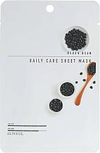 Fragrances, Perfumes, Cosmetics Facial Black Bean Sheet Mask - Eunyul Black Bean Daily Care Sheet Mask