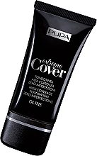 Fragrances, Perfumes, Cosmetics High Coverage Face Foundation - Pupa Extreme Cover Foundation