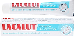 Fragrances, Perfumes, Cosmetics Anti-Caries Toothpaste - Lacalut