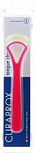 Fragrances, Perfumes, Cosmetics Set Tongue Cleaner CTC 203, pink + yellow - Curaprox Tongue Cleaner