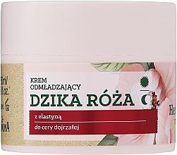 """Fragrances, Perfumes, Cosmetics Rejuvenating Face Cream """"Rosehip"""" - Farmona Herbal Care Rejuvenating Cream"""