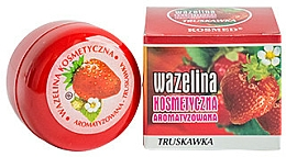"Fragrances, Perfumes, Cosmetics Lip Vaseline ""Strawberry"" - Kosmed Flavored Jelly Strawberry"