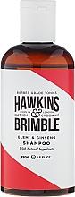 Fragrances, Perfumes, Cosmetics Hair Shampoo - Hawkins & Brimble Elemi & Ginseng Shampoo