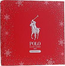 Fragrances, Perfumes, Cosmetics Ralph Lauren Polo Red - Set (edp/125ml + edp/40ml)