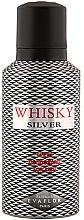 Fragrances, Perfumes, Cosmetics Evaflor Whisky Silver - Deodorant