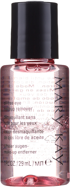 Eye Makeup Remover - Mary Kay TimeWise Oil Free Eye Make-up Remover