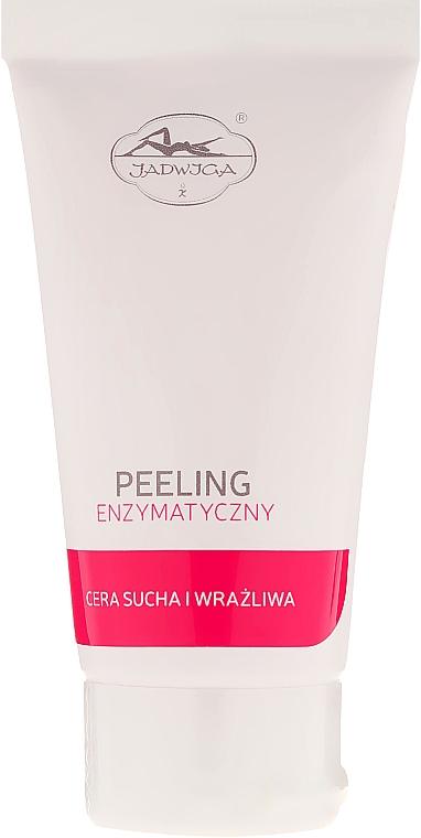Enzyme Peeling with Jojoba Granules - Jadwiga Peeling