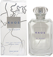 Fragrances, Perfumes, Cosmetics Gosh Kaos For Her - Eau de Toilette