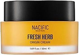Fragrances, Perfumes, Cosmetics Face Cream - Nacific Fresh Herb Origin Cream