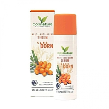 Fragrances, Perfumes, Cosmetics Sea Buckthorn Face Serum - Cosnature Multi-Anti-aging Serum