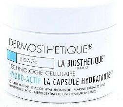 Fragrances, Perfumes, Cosmetics Hydrolipid Gel Capsules for Dehydrated Skin - La Biosthetique Dermosthetique Hydro-Actif La Capsule Hydratante (Salon Size)