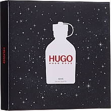 Fragrances, Perfumes, Cosmetics Hugo Boss Hugo Man - Set (edt/75ml + deo/75ml)