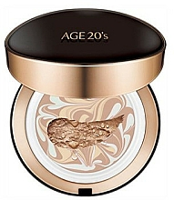 Fragrances, Perfumes, Cosmetics Face Cream-Powder with Refill - AGE 20's Signature Pact Intense Cover SPF50+/PA+++