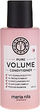 Fragrances, Perfumes, Cosmetics Volume Hair Conditioner - Maria Nila Pure Volume Condtioner