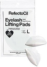 Fragrances, Perfumes, Cosmetics Silicone Eyelash Lifting Pads - RefectoCil Eyelash Lifting Pads L