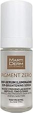 Fragrances, Perfumes, Cosmetics Depigmenting Face Serum - MartiDerm Pigment Zero DSP-Serum Iluminador