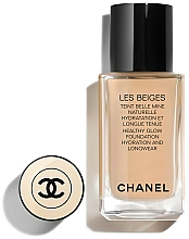 Fragrances, Perfumes, Cosmetics Tinted Hydrator - Chanel Les Beiges Teint Belle Mine Naturelle