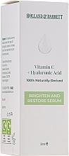 Fragrances, Perfumes, Cosmetics Vitamin C & Hyaluronic Acid Face Serum - Holland & Barrett Vitamin C + Hyaluronic Acid Serum