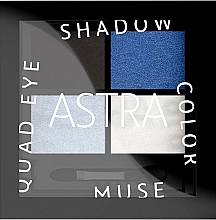 Fragrances, Perfumes, Cosmetics Eyeshadow - Astra Make-up Color Muse Eyes Palette