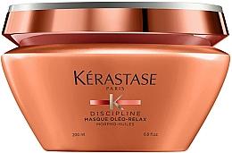 Fragrances, Perfumes, Cosmetics Hair Mask - Kerastase Discipline Oleo Relax Masque