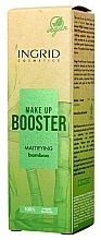 Fragrances, Perfumes, Cosmetics Mattifying Bamboo Facial Booster - Ingrid Cosmetics Make Up Booster Mattifying Bamboo