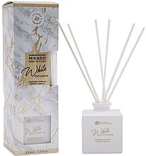 Fragrances, Perfumes, Cosmetics Reed Diffuser - La Casa de los Aromas Mikado Exclusive White