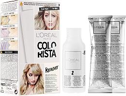 Fragrances, Perfumes, Cosmetics Lightening Hair Cream Color - L'Oreal Paris Colorista Remover