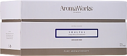 "Fragrances, Perfumes, Cosmetics Bath Bomb ""Soulful"" - AromaWorks Soulful AromaBomb Duo"