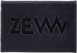 Sharcoal Face & Body Soap - Zew For Men Face And Body Soap — photo N1