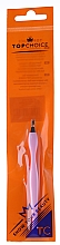 Fragrances, Perfumes, Cosmetics Cuticle Trimmer with Sharp Tip 7248, light pink - Top Choice