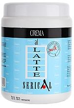 Fragrances, Perfumes, Cosmetics Milk Protein Cream Mask - Pettenon Serical