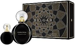 Fragrances, Perfumes, Cosmetics Bvlgari Goldea The Roman Night - Set (edp/50ml + edp/15ml)