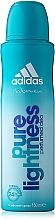 Fragrances, Perfumes, Cosmetics Adidas Pure Lightness - Deodorant Spray